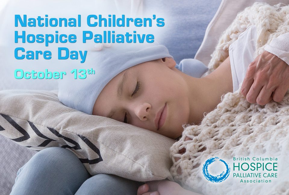 National Children's Hospice Palliative Care Day 2020