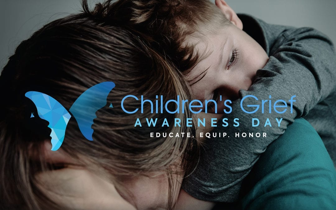 Children's Grief Awareness Day 2020